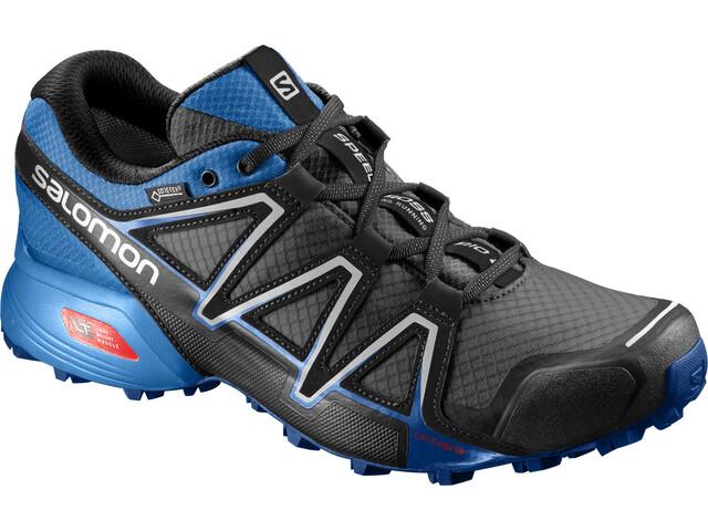 Salomon M's Speedcross Vario 2 GTX Shoes Magnet/Indigo Bunting/Black